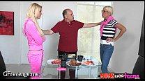 Divine 3some with a hot older - Moms Bang Teens scene