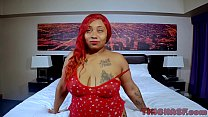 [Incest seduction] layla red takes 10 inches of don prince black cock in the ass on thickasf.com thumbnail
