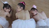Amateur teen hairy pussy anal Ballerinas pornhub video