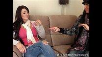Demi & Michelle play Strip Highcard.
