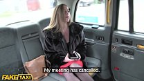 Fake Taxi English big tits MILF cheats on her h...