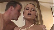 Samantha Jolie Enjoy Three Hard Dicks