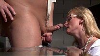 Milf fickt ihren Angestellten hart durch pornhub video