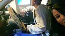 Joao O safado me fez de instrutora  de auto escola e pagou a corrida com PIROCACARD. Completo XV  Red..