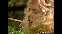 Blonde milf screwed after blowjob