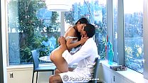 PornPros - Fiery latina Veronica Rodriguez takes a loads of cum image