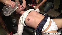Maki Kozue was trembling while experiencing an ...
