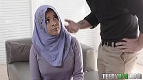 5881 Aaliyah Hadid In Teenage Anal In Her Hijab preview