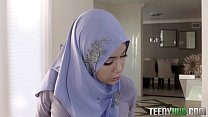 Aaliyah Hadid In Teenage Anal In Her Hijab preview image