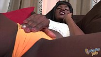 Ebony Ana Foxxx does Tugjob