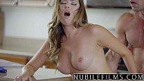 NubileFilms - Hot Daughter Fucks Moms Boyfriend Vorschaubild