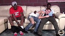 Kaiden Shaw Gets A Double Dose Of Black Dick