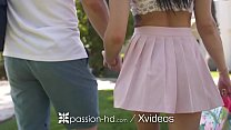 Screenshot Passion  Creamy  Outdoor Creampie For Horny Sa ie For Horny Sadie