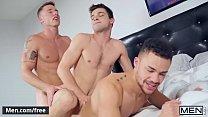 (Johnny Rapid, Beaux Banks, Justin Matthews) - Men Bang Part 3 - Men.com