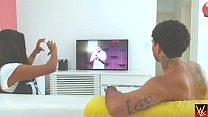 React do video do Mauricio Meirelles depois uma foda bem gostosa Chris e Lunna Vaz Vorschaubild