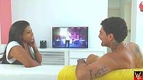 React do video do Mauricio Meirelles depois uma foda bem gostosa Chris e Lunna Vaz preview image