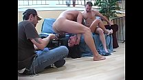 Behind the Scenes at a porno casting