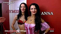 Anna And Aymie Sperm Goddesses - German Goo Girls