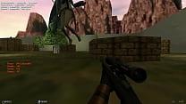 Batidillo comiendo madskillz 360 no scope!!!