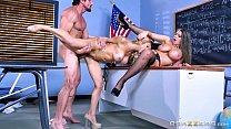 Brazzers - Alexis Brooklyn - Big Tits At School thumbnail