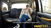 Fake Taxi Serial squirting from busty blonde amateur on back seat pornhub video