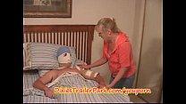 Mom catches female MILF DOC doing her son! Thumbnail