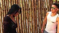 Brazilian Creampie - Analine Porn Star and Jack Kallahari- By Brad Montana