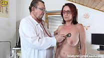 Download video bokep Nice wet mature pussy examined by freaky doctor 3gp terbaru