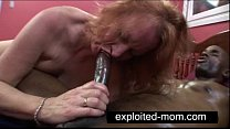 Old whore taking big black cock in Granny Sex Video: sexy bf nangi thumbnail