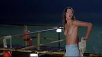 Shark Zone: Sexy Topless Girl Swim