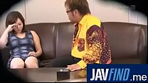 JAVFIND.ME  Japanese mature wife fucked by her psychic uncensored JAV