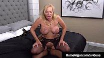 Horny Grandma Presley St Claire Wrecked By Rome Major's BBC!