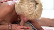 Horny grandma Diane Sheperd screwed