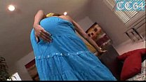 Sensuous Indian dame Bhaavana strips ands gets her dark pussy licked