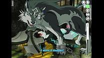 Midna Fuck   Wolf Scene thumbnail