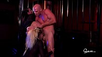 Image: Sex Monsters - Kissa Sins, Johnny Sins and Lily Lane Threesome