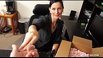 Sexy Milf Handjob At The Office's Thumb