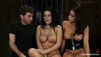 channel preston and Angélica raven pornhub video
