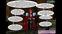 3D Comic: Battleforce Rebellion. Episode 5 preview image