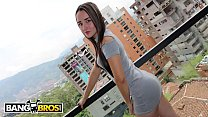 BANGBROS - Young Colombian Amateur, Valeria, Wants To Be A Pornstar preview image