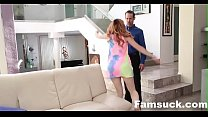 Foreign Teen Seduced By Pervy uncle| FamSuck.com Image