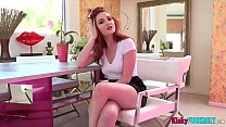 My girlfriend dumped me cuz I couldn't lick her pussy right - FULL SCENE on http://KinkyFuckmily.com
