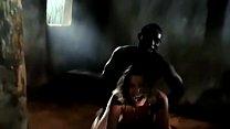 Cynthia Van Damme Interracial HOT African Tribe pornhub video