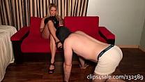 Bella Foot Slave
