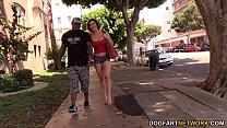 Krissy Lynn Having Rough Interracial Anal Sex