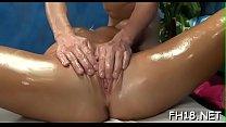 Sexy massage fuck