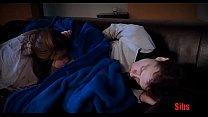 SISTER TAKES ADVANTAGE OF BROTHERS SLEEP BONER thumbnail