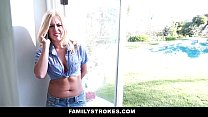 Familystrokes - Hot Niece (summer Day) Wants Her Uncles Big Dick