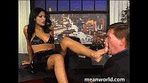 Sub femdom slave