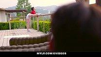 MYLF - Smooth Curvy Milf Rides a BWC Stud - 69VClub.Com